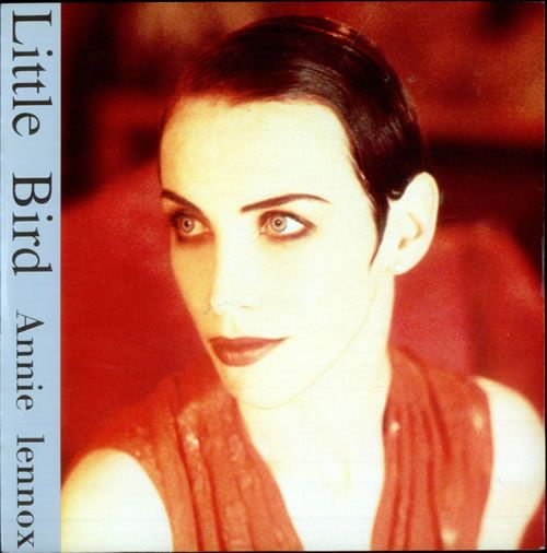 """For Sale - Annie Lennox Little Bird UK  7"""" vinyl single (7 inch record) - See this and 250,000 other rare & vintage vinyl records, singles, LPs & CDs at http://eil.com"""