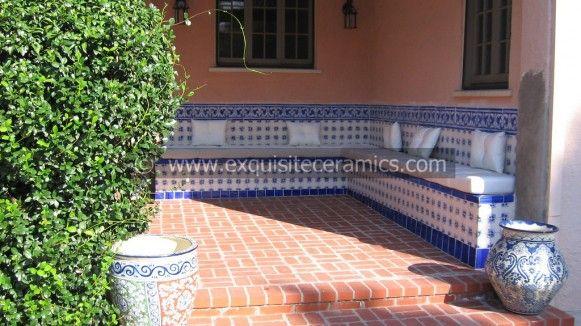 Spanish Tile Spanish Revival Tile Exquisite Ceramics