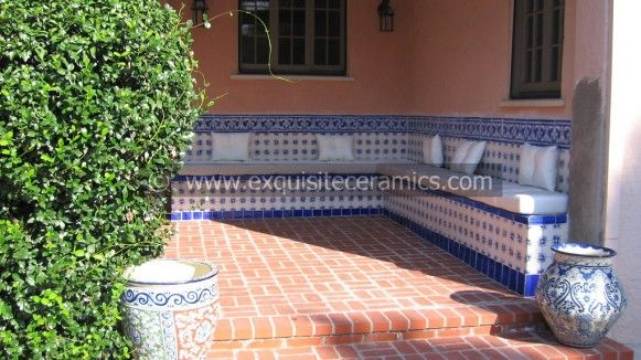 Spanish tile spanish revival tile exquisite ceramics for Spanish revival tile