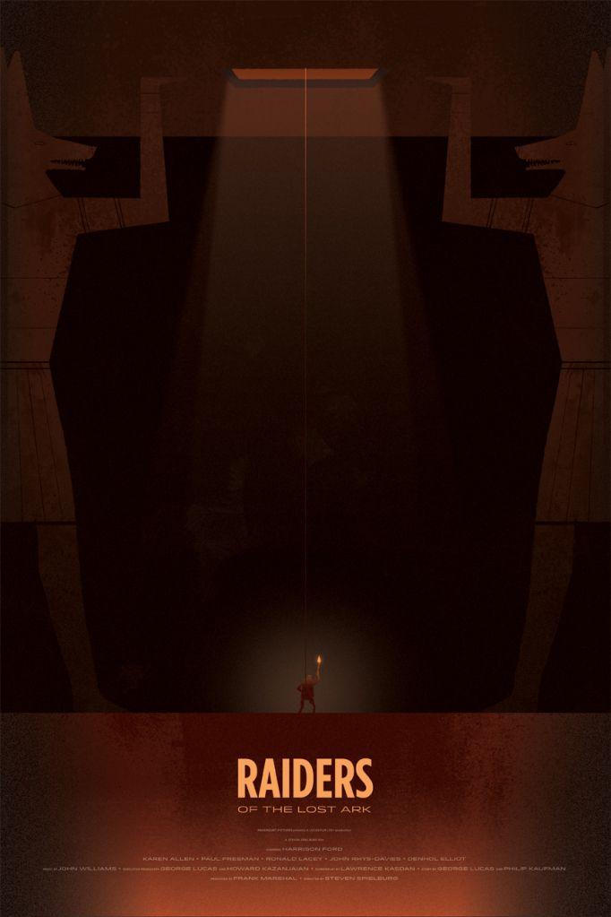 Great Set of INDIANA JONES Trilogy Poster Art — GeekTyrant