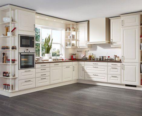 Rustikální kuchyně Nadine. Kuchyně a spotřebiče jedné značky - gorenje. #kuchyně #design #interiér #domov #gorenje