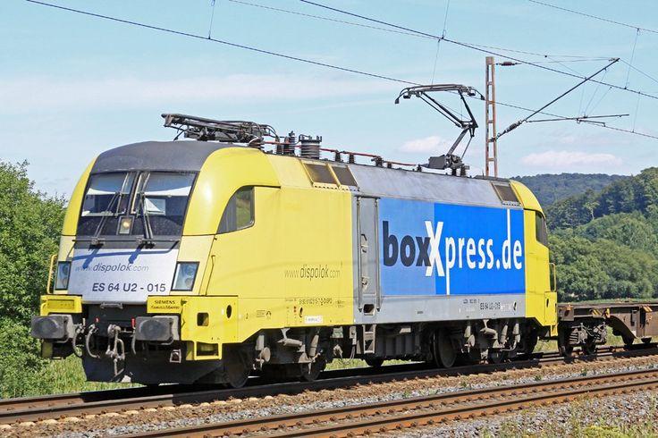 BR 182 Dispolok Box Express