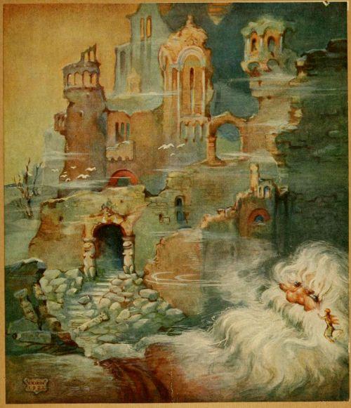Vladimir Kirin (Croatian, 1894-1963)Croatian Tales of Long Ago,...