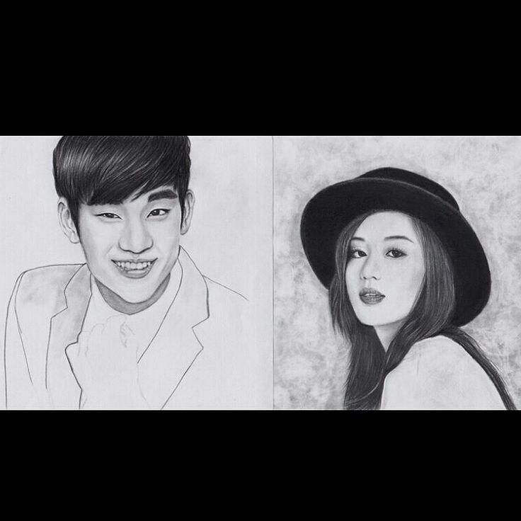#draw  My best couple