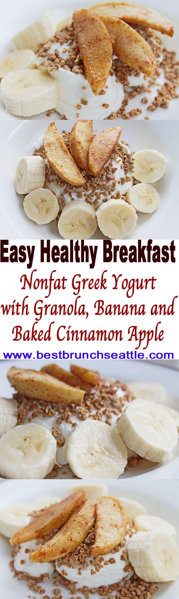 Easy Healthy Breakfast Recipe | Best Brunch Seattle