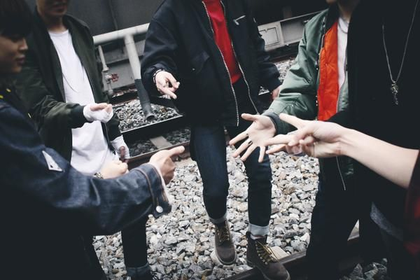 BTS - 3rd Mini Album Concept Photo [ 화양연화 ] Twitter