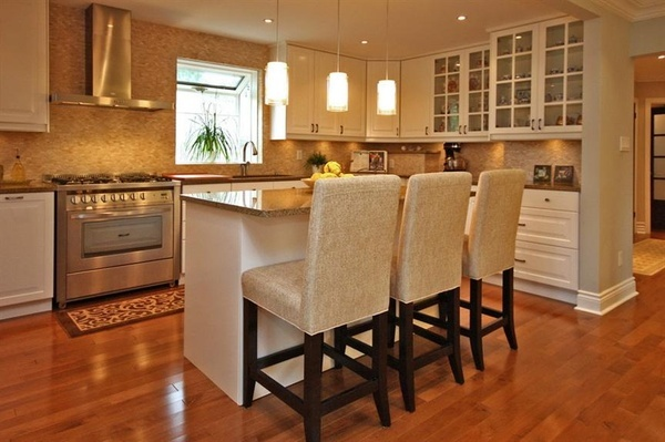Property brothers kitchen beige wooden floors with - Property brothers small kitchen designs ...