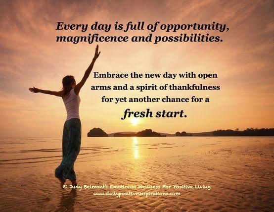 fresh start motivation pinterest