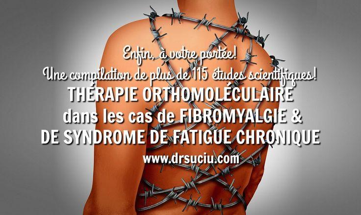 La fibromyalgie et le syndrome de la fatigue chronique