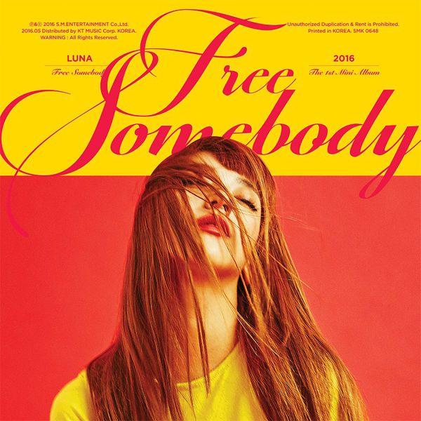 [ K-POP ] f(x) : Luna - Mini Album Vol1. [Free Somebody] $11.27 KoreanMall