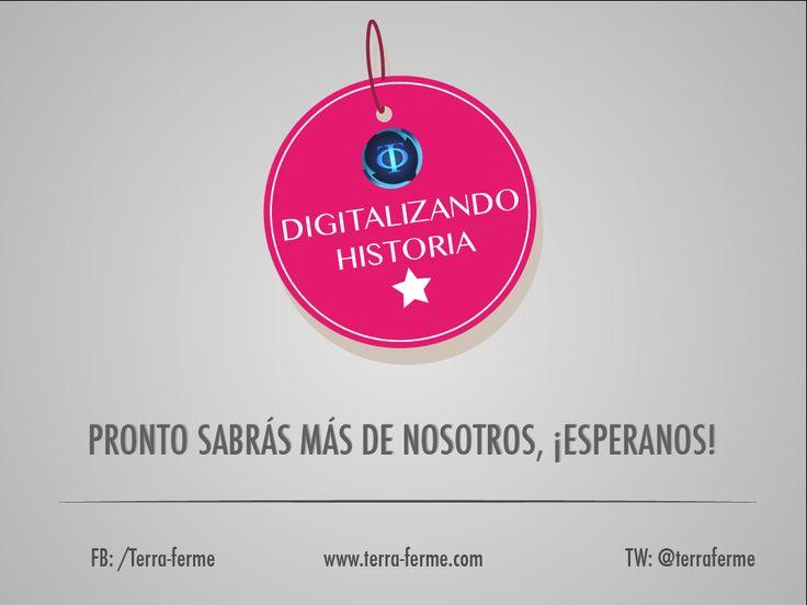 ¿Para que sirve la Digitalización de Documentos? Pronto sabrás más de nosotros, ¡Esperanos! www.terra-ferme.com