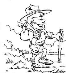Image result for scouting colouring sheets
