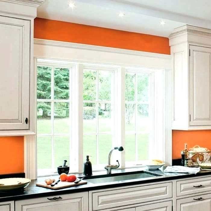 Small Bay Window For Kitchen Windows Above Sink
