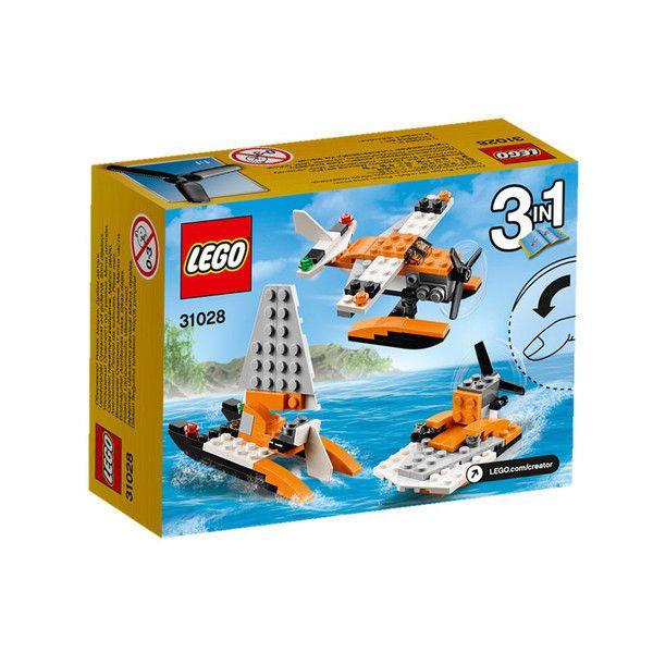 Lego Creator 3IN1, Vandflyver