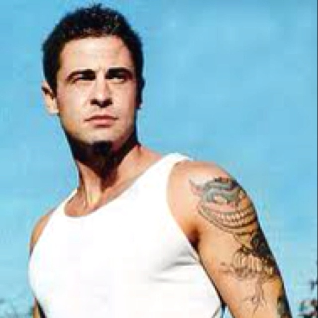 David silveria .. First time ever a musician for a famous rock band was a also a professional model ... Drummer for KORN.
