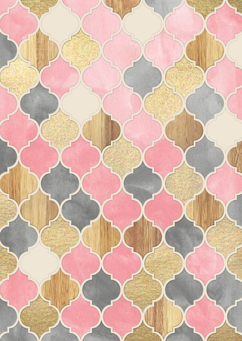 Die besten 25+ rosa Muster Hintergrund Ideen auf Pinterest Rosa - provokatives lila design schlafzimmer