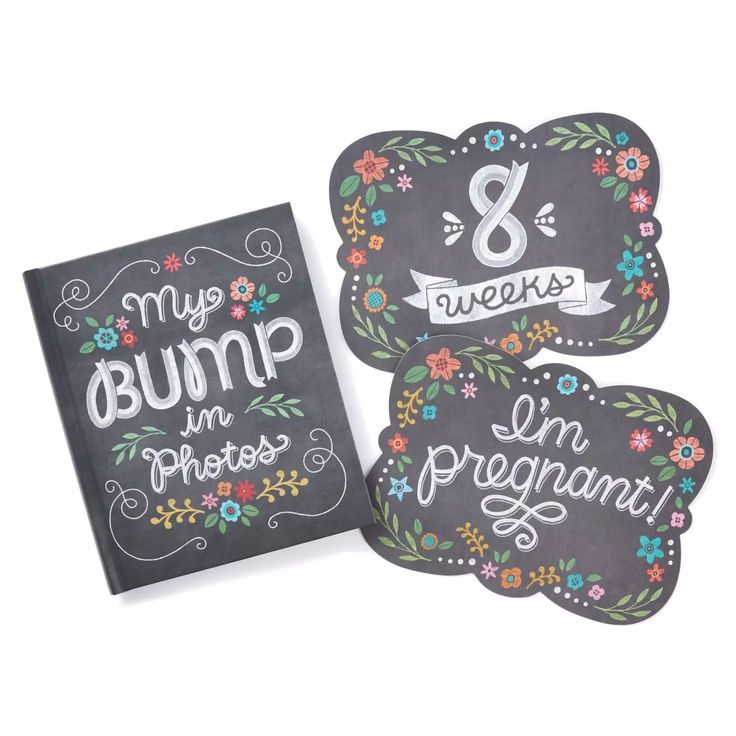 Monthly Pregnancy Photo Kit