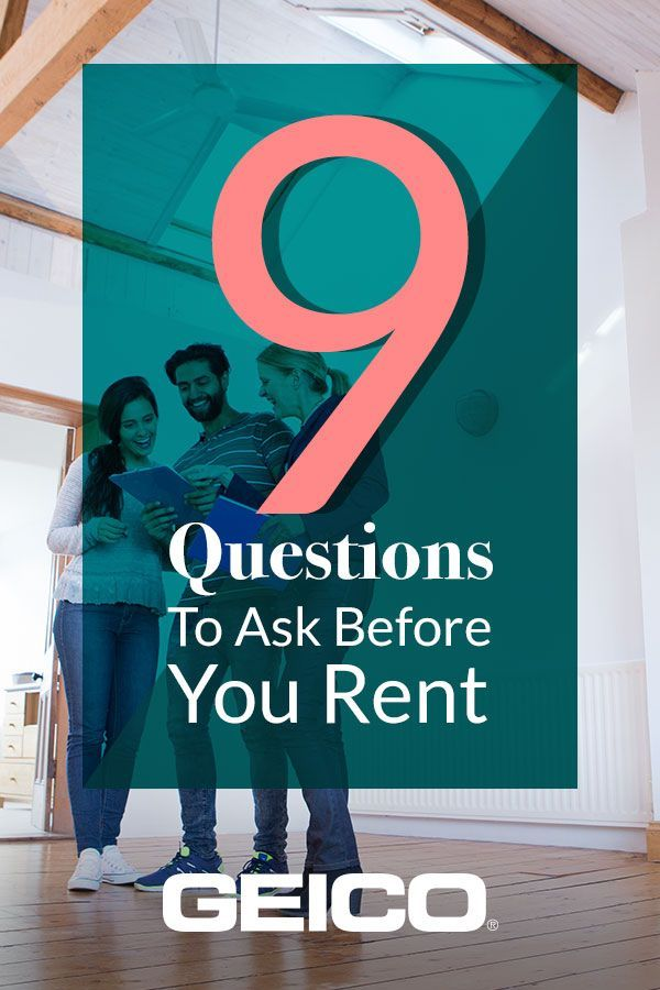 Before You Sign A New Rental Lease Be Sure To Ask The Landlord