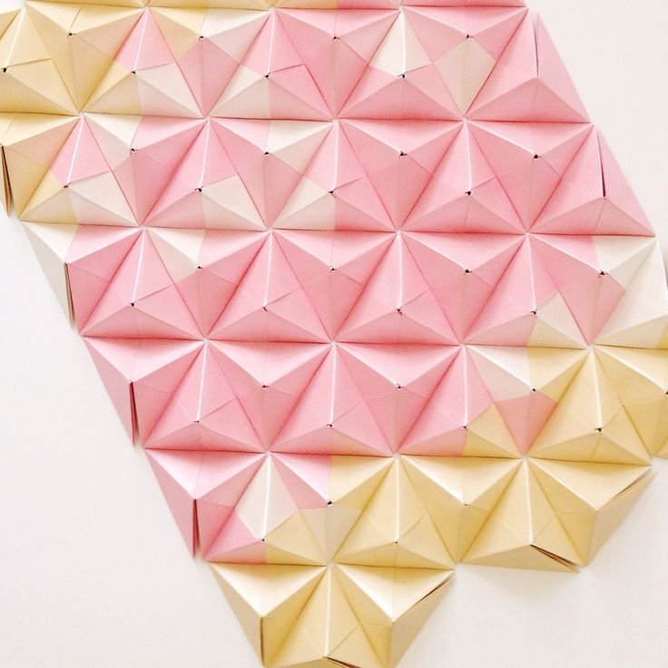 best 25 origami wall art ideas on pinterest paper wall