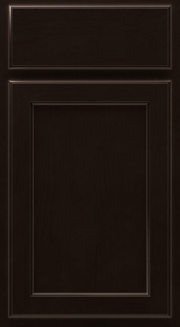 Java Cabinet Finish On Maple Homecrest Cabinetry Cabinet Finishes Cabinetry It Is Finished