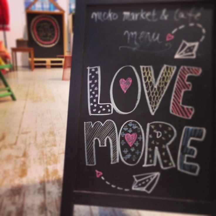 LOVE MORE, Mokomarket, Punavuori, Helsinki
