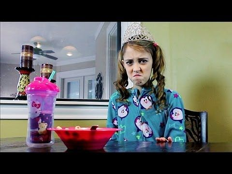 Lucy's Morning Routine- this is literally the funniest video ive ever seen. Go check out kaelyn's channel!