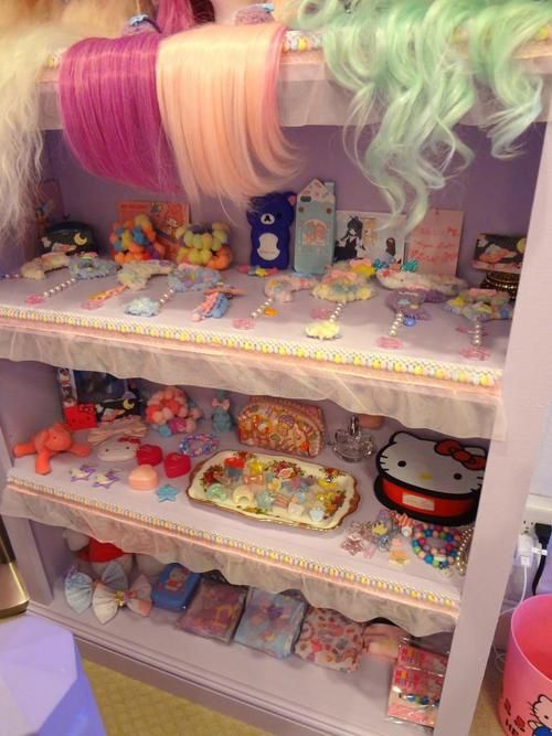 Kawaii/ Anime Room Ideas