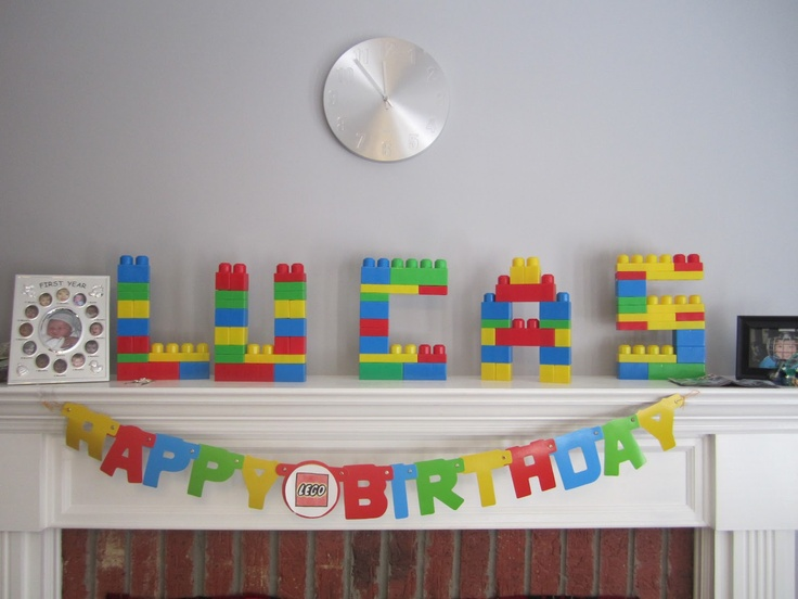 lego birthday party - Google Search