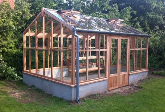 Garden & Greenhouse - växthus och orangerier - The Bromley