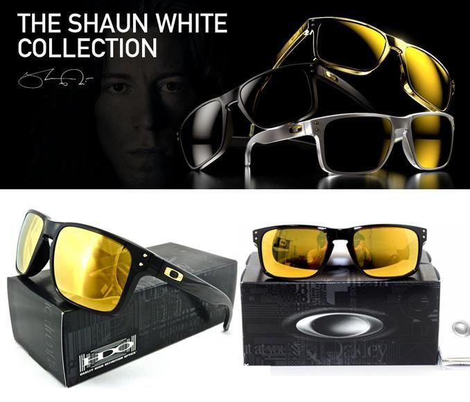 Holbrook Shuan White polarizado+ filtro 400UV
