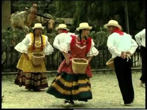 Great overview of Colombian folkloric dances from all different regions! Bailes tipicos de colombia de varias regiones