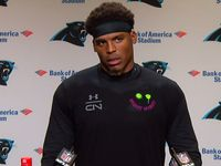 Panthers' Cam Newton abruptly ends news conference - NFL.com