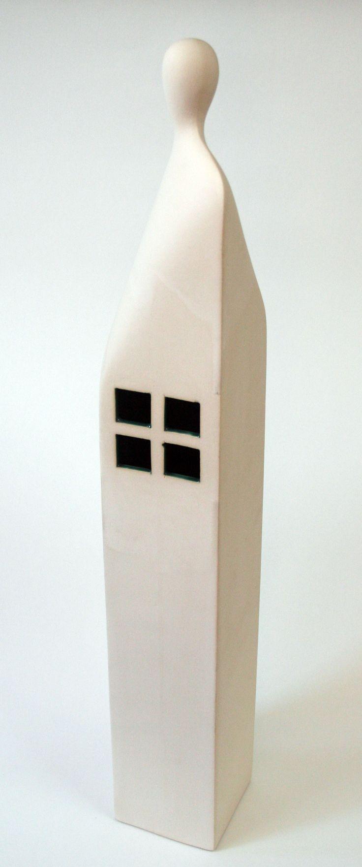 Kemal ULUDAĞ, 2014, Human Blocks 5-1 - İnsan Blokları 5-1, 65x9x9 cm., Stoneware-1200 °C