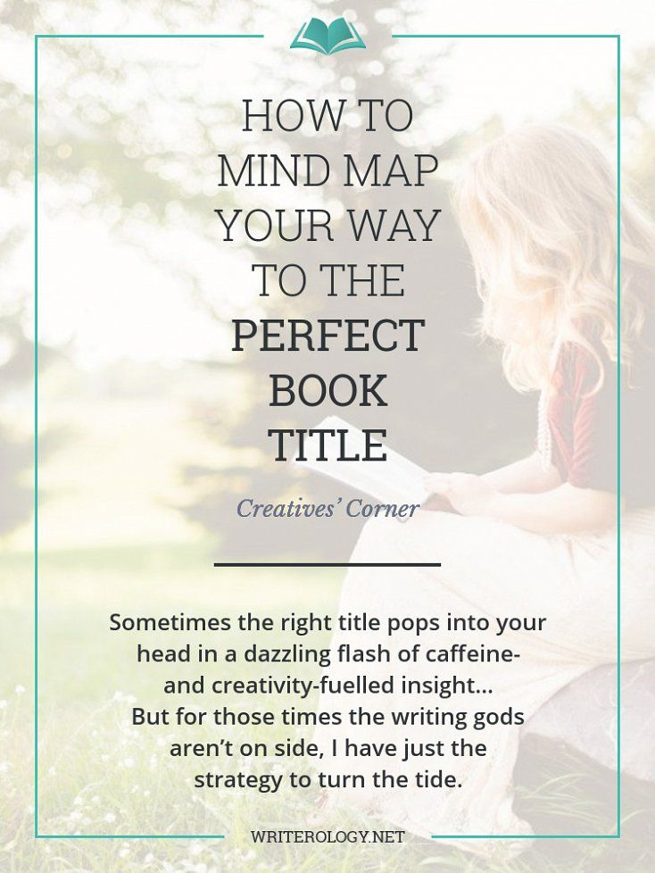 Sometimes the right title pops into your head in a flash of caffeine- and creativity-fuelled insight. If this is you, then you're one of the lucky ones. For those times the writing gods aren't on side, I have just the strategy to turn the tide. | Writerology.net