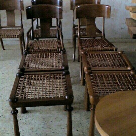 Greek stool diphros
