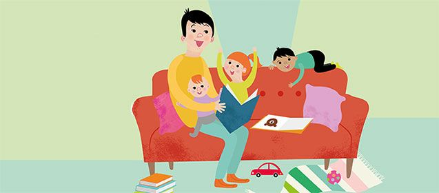 Ge barnet språklust - läs tillsammans - 1177 Vårdguiden - sjukdomar, undersökningar, hitta vård, e-tjänster