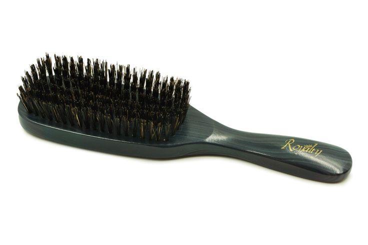 Royalty By Brush King DCCCX 810 Medium Hard Wave Brush better than the diane og 8119