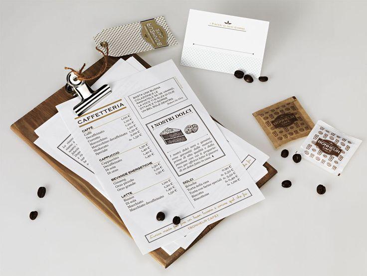 #Twill #Favini - Menù Bonheur / Design: DeDaLab http://www.dedalab.it - Find more on #Twill http://www.favini.com/gs/en/fine-papers/twill/features-applications/