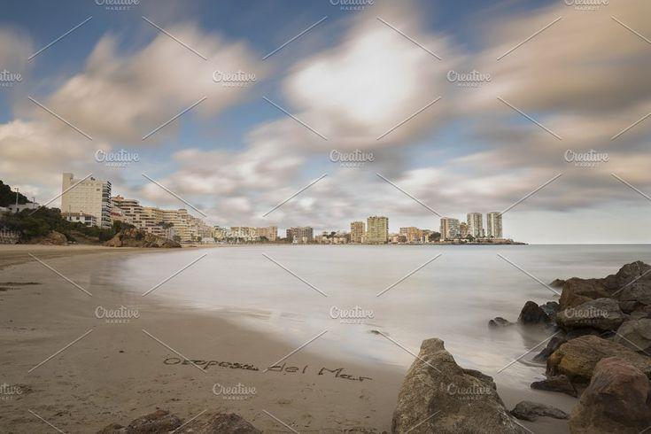 Oropesa del Mar (Castellon, Spain). by Josfor photos on @creativemarket