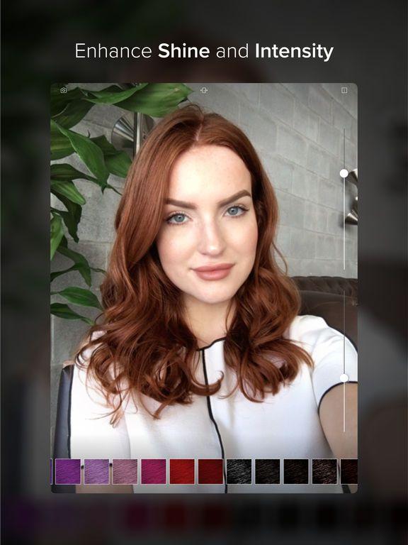 Prima Frisuren ändern App   Hair color, Change hair color ...