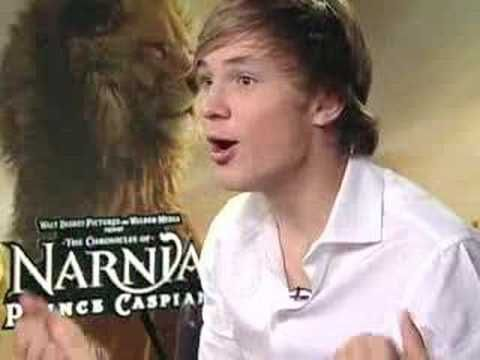 Behind the scenes of The Chronicles of Narnia Prince Caspian