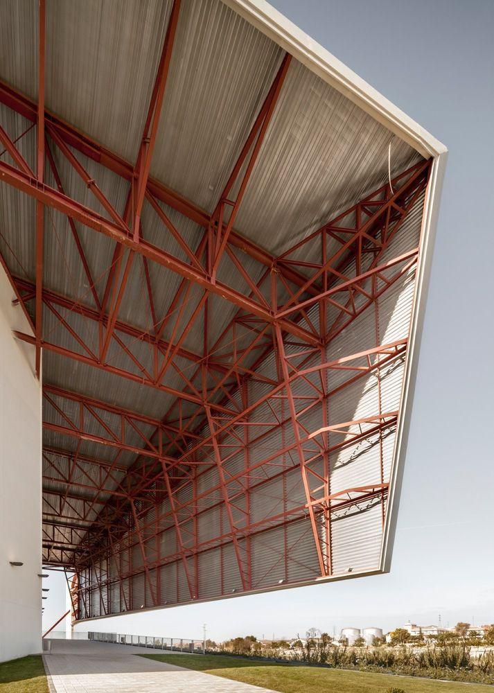 Gallery of Municipal Auditorium of Lucena / MX_SI architectural studio - 4