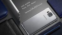 Corning secretly debuted Gorilla Glass 4 on the Galaxy Alpha Samsung kept quiet about its Corning fling...