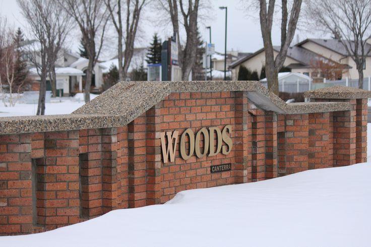 Welcome to the woods! Edmonton, Alberta