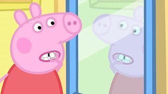 Свинка Пеппа мультик - Веном напал на Папу Свина, Герои в масках против человека паука - YouTube