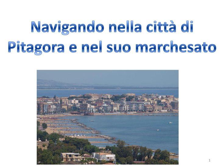Progetto crotone e provincia  Informazioni utili su Crotone e Provincia