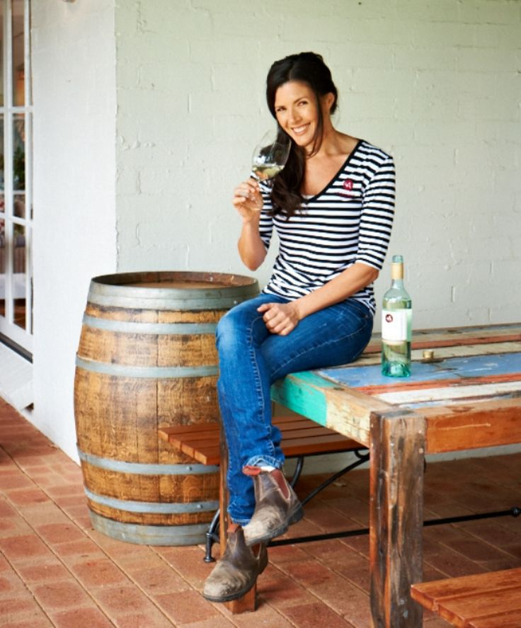 Jodie Opie - Aravina Estate winemaker | Flickr - Photo Sharing!