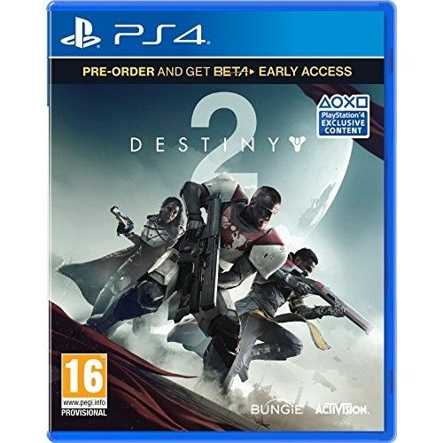 Playstation 4 Destiny 2 PRE-ORDER