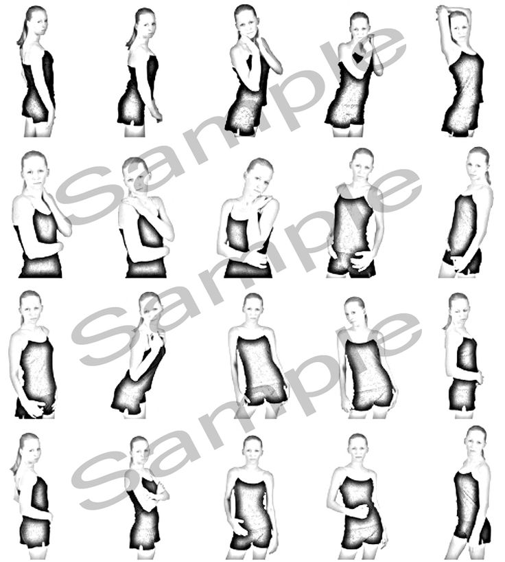 ... to order a PDF copy of the posing guide (including hundreds of poses