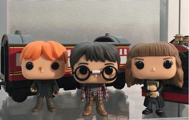 We can't wait for these new Harry Potter characters from Funko! .... #harrypotter #funko #toys #funkopop #funkofunatic #hogwarts #ronweasley #hermionegranger #gryffindor #potterhead #toyslagram #toystagram #popvinyl #originalfunko #vinyltoys #toyphotography #toycommunity #harrypotterworld